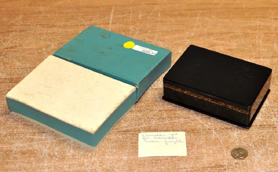 Vintage Russian Lacquer Box - 3