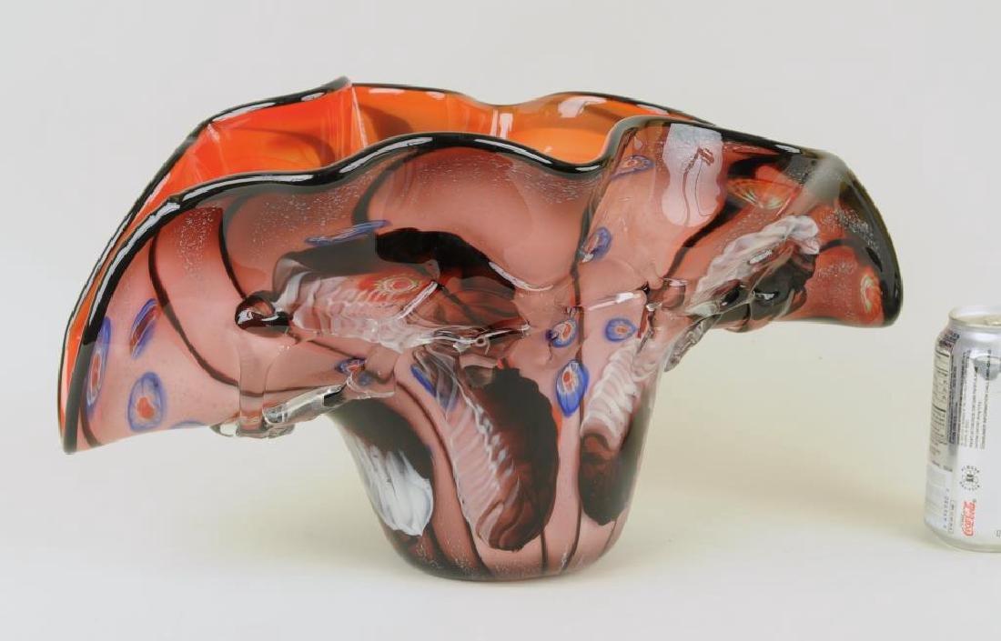Dale & Tiffany Favrile Art Glass Vase - 2