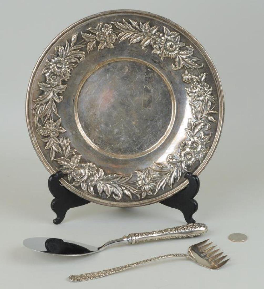 S. Kirk & Son Sterling Tray/Serving Pieces