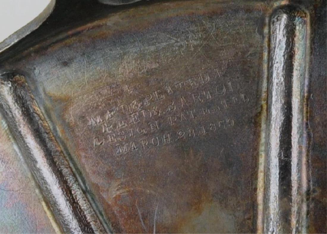 Victorian Reed & Barton Silver Plate Cruet Set - 6