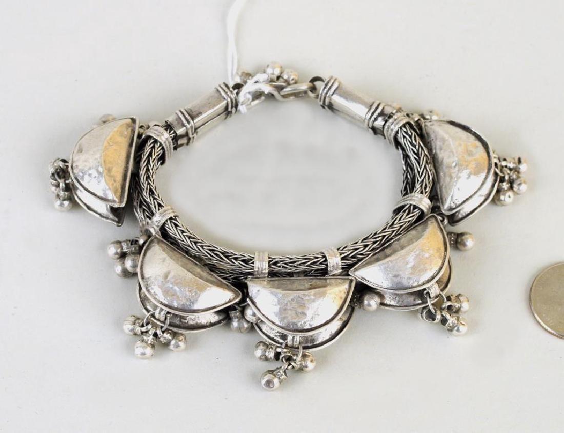 Indian Silver Bracelet