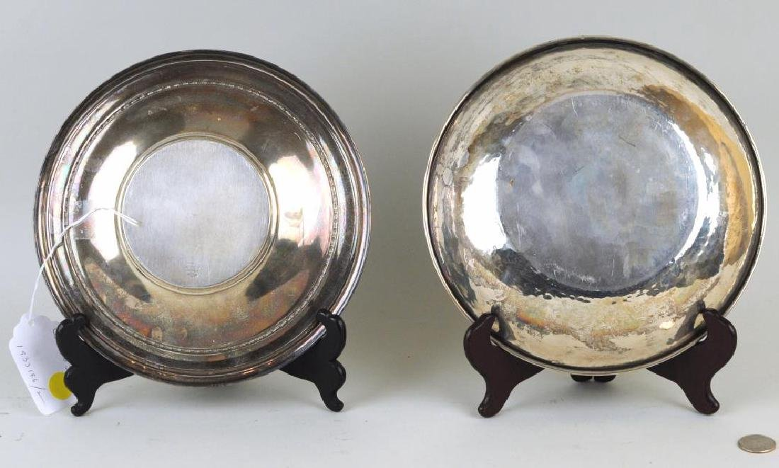 Two Sterling Silver Bowls - 2
