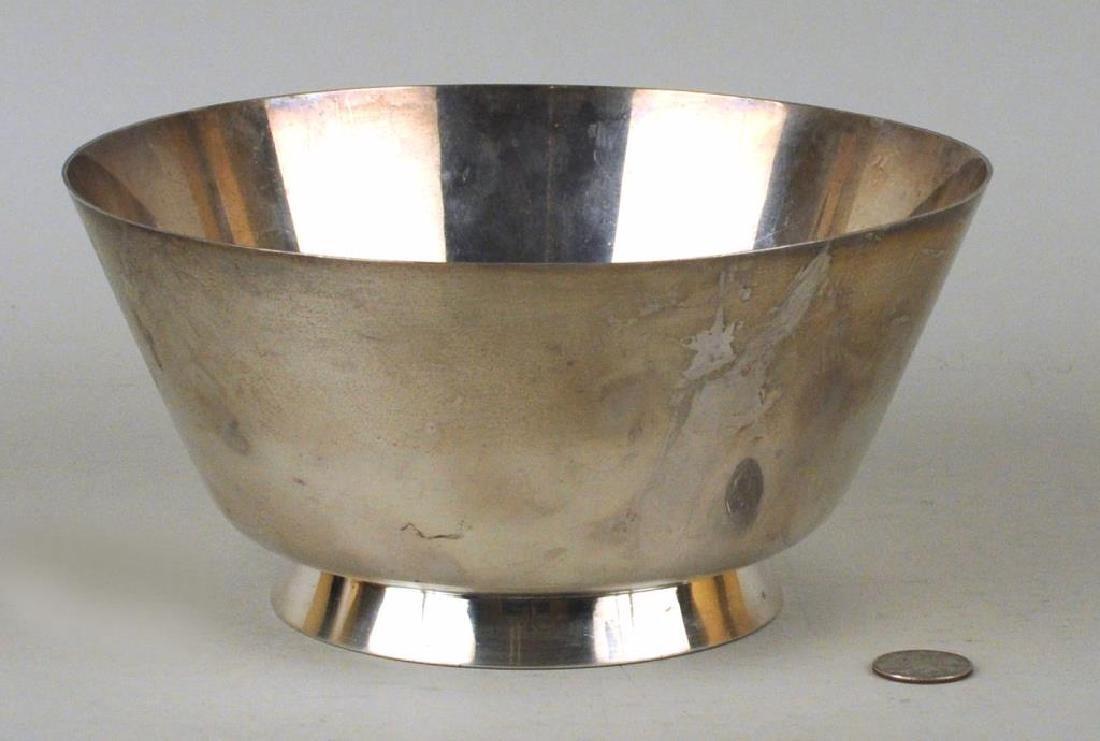 Sterling Silver Revere Bowl - 2