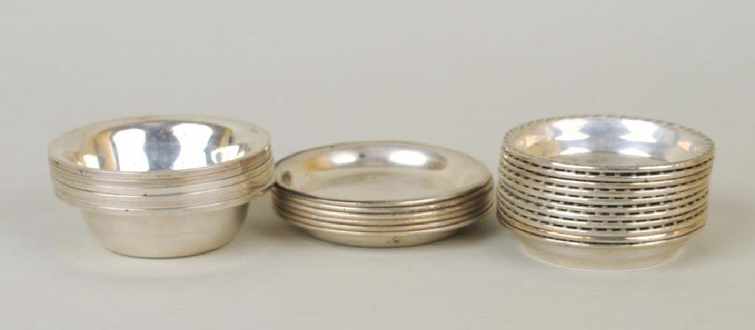 Group Assorted Small Sterling Items, Cartier - 4