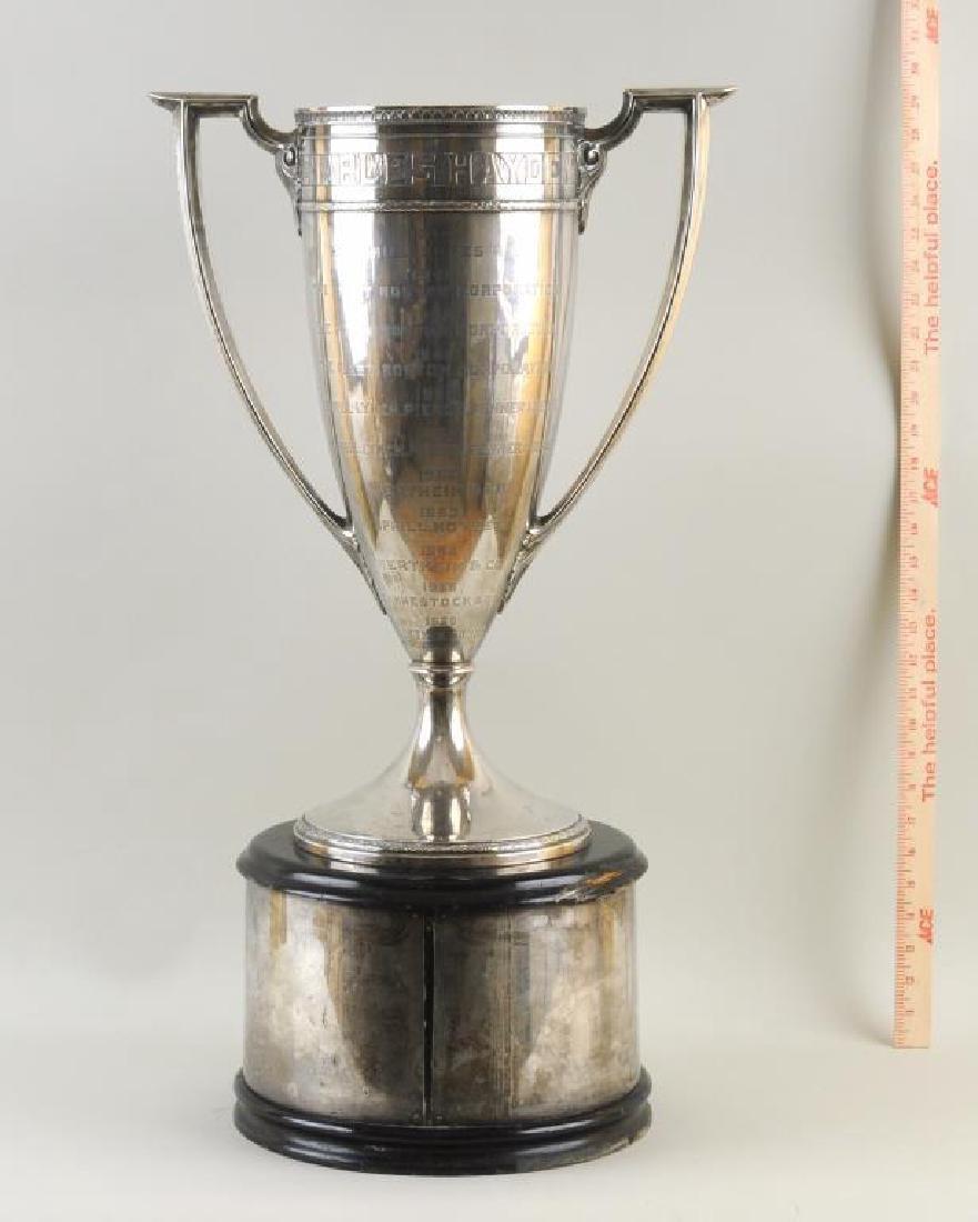 Gorham Sterling Charles Hayden Memorial Trophy - 2