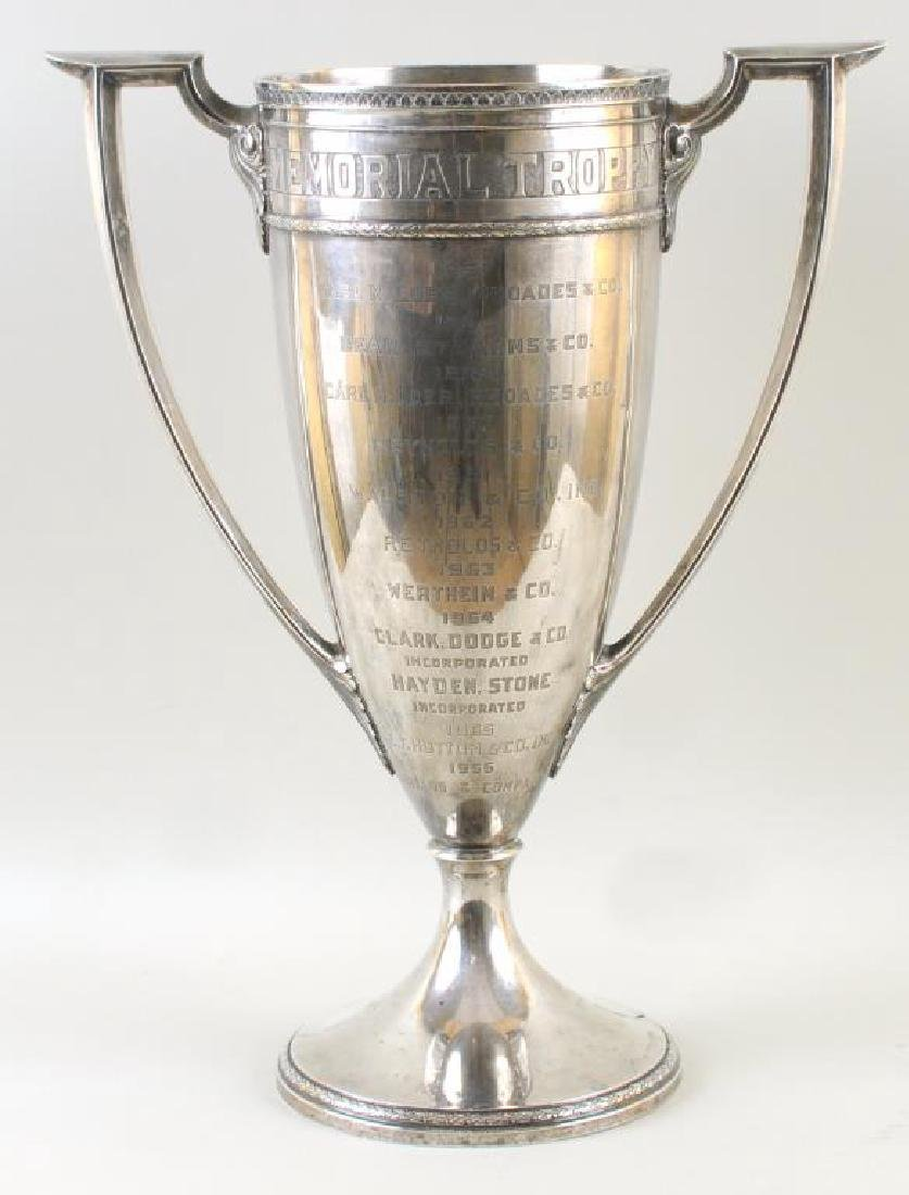 Gorham Sterling Charles Hayden Memorial Trophy - 3