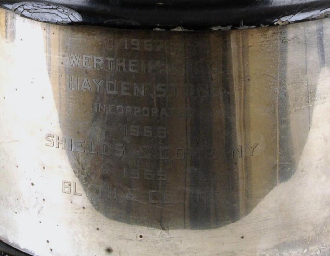 Gorham Sterling Charles Hayden Memorial Trophy - 8