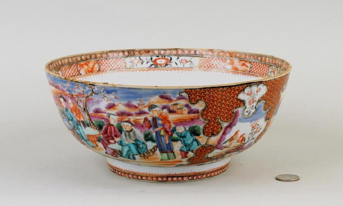Chinese Export Porcelain Bowl - 2