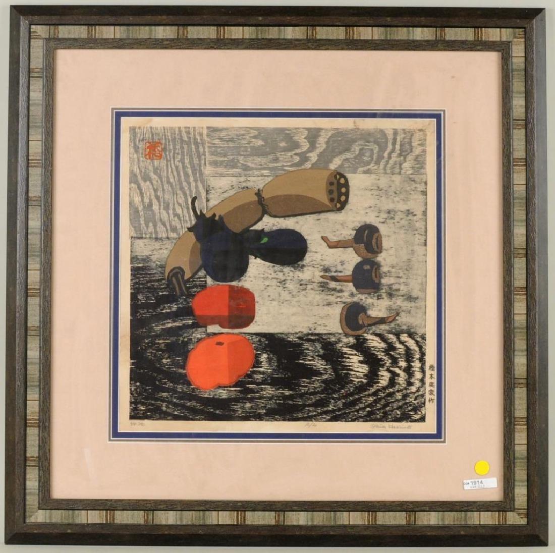 "Okiie Hashimoto Japanese, 1899-1993, ""Still Life"""
