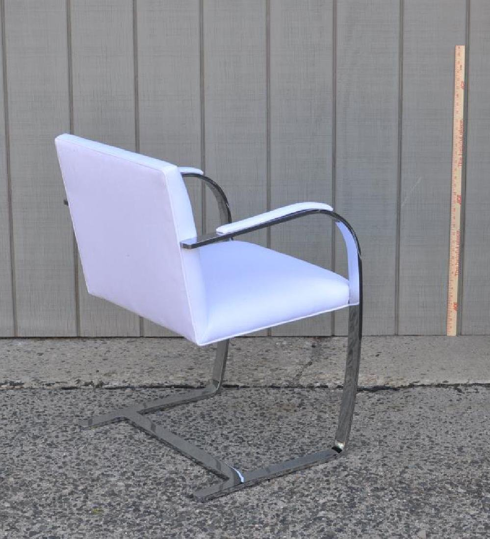 Modernist BRNO Type Open Arm Chair - 2