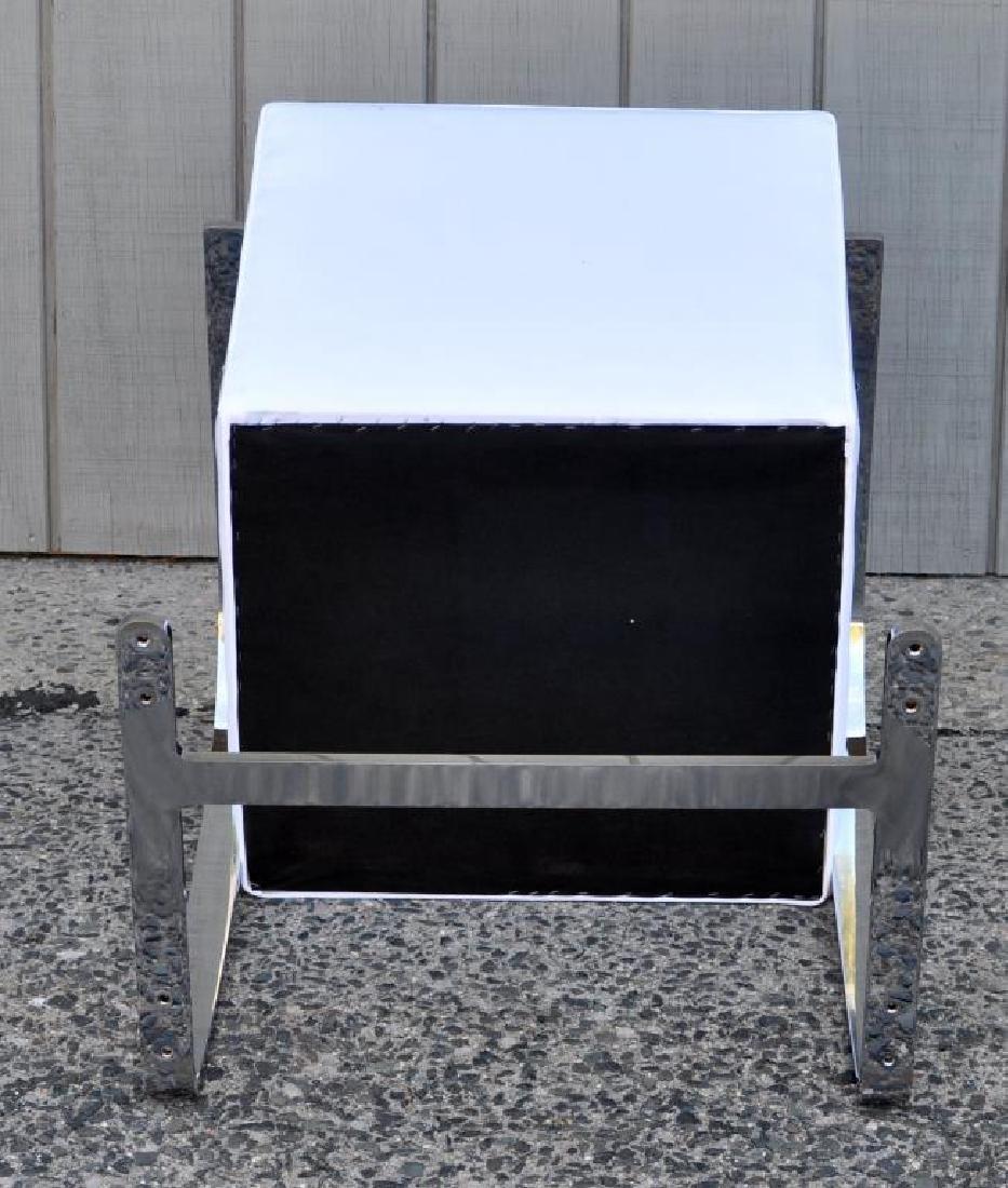 Modernist BRNO Type Open Arm Chair - 3