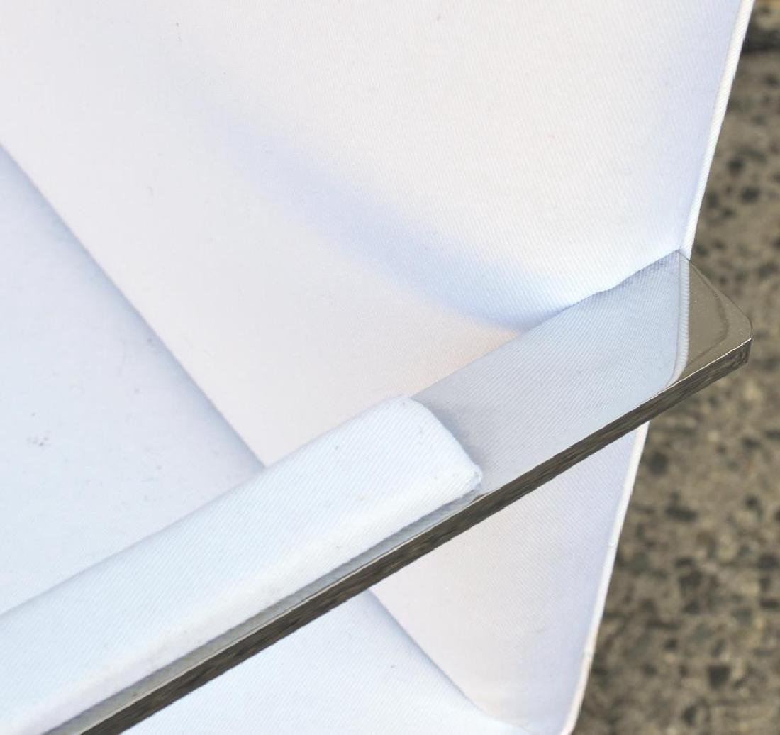 Modernist BRNO Type Open Arm Chair - 4