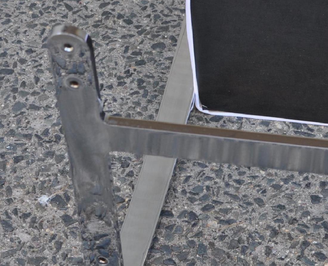 Modernist BRNO Type Open Arm Chair - 5