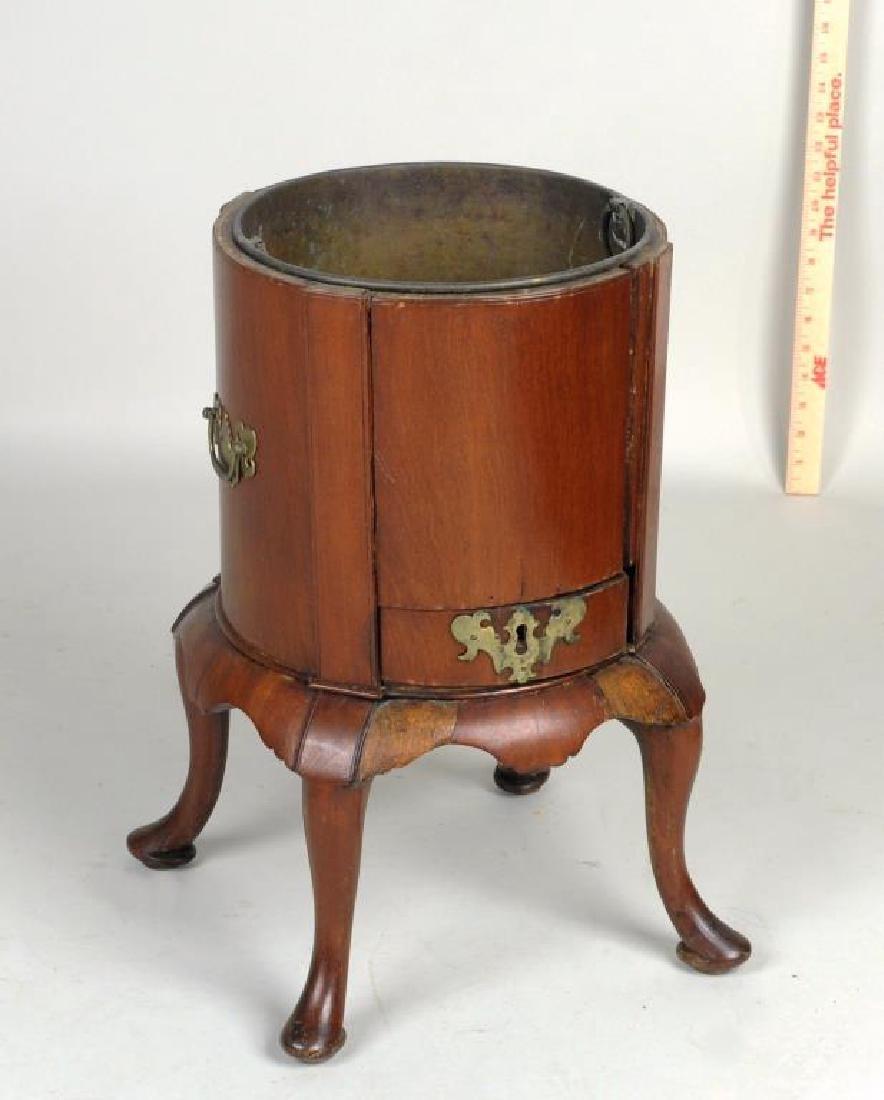 George II Walnut Planter