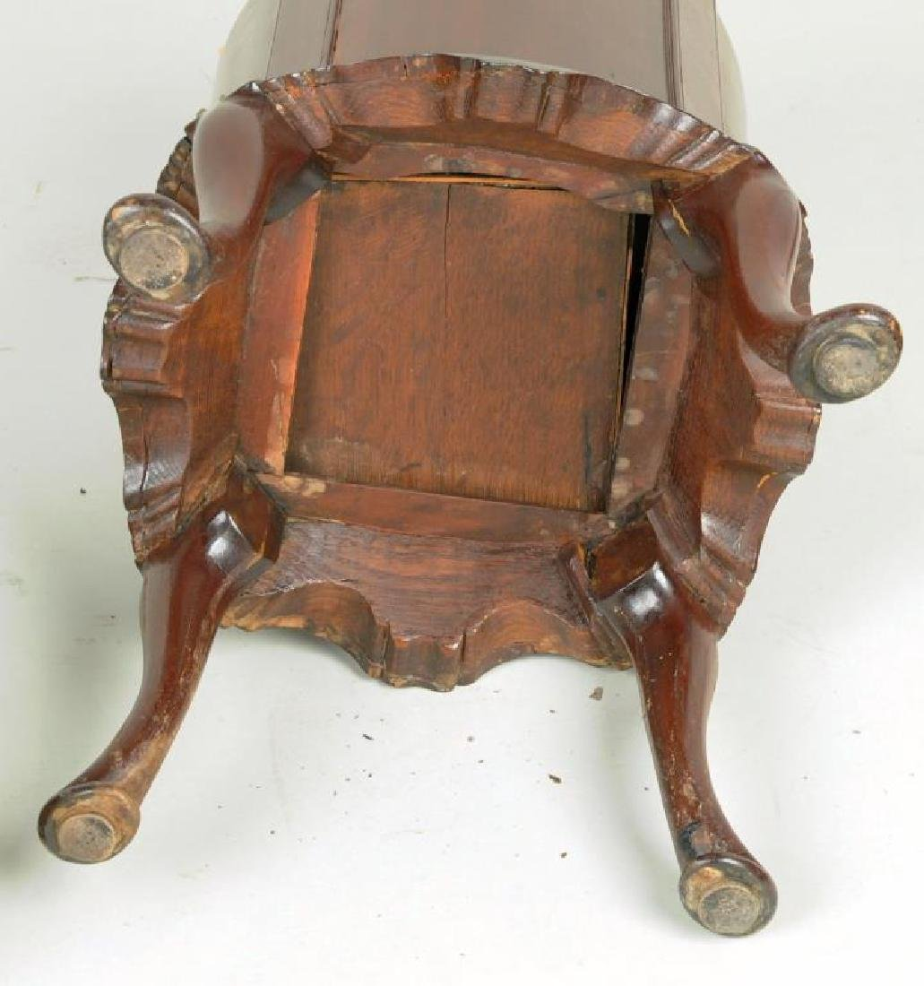 George II Walnut Planter - 3