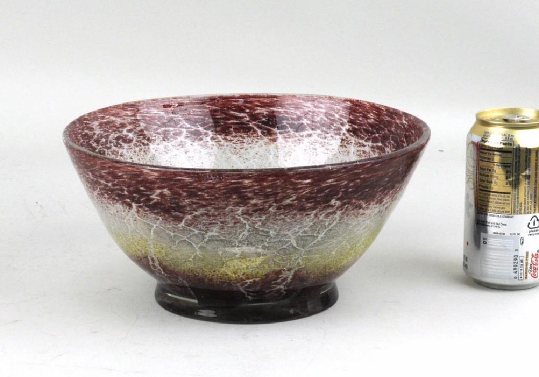 MWF Ikora Art Glass Bowl