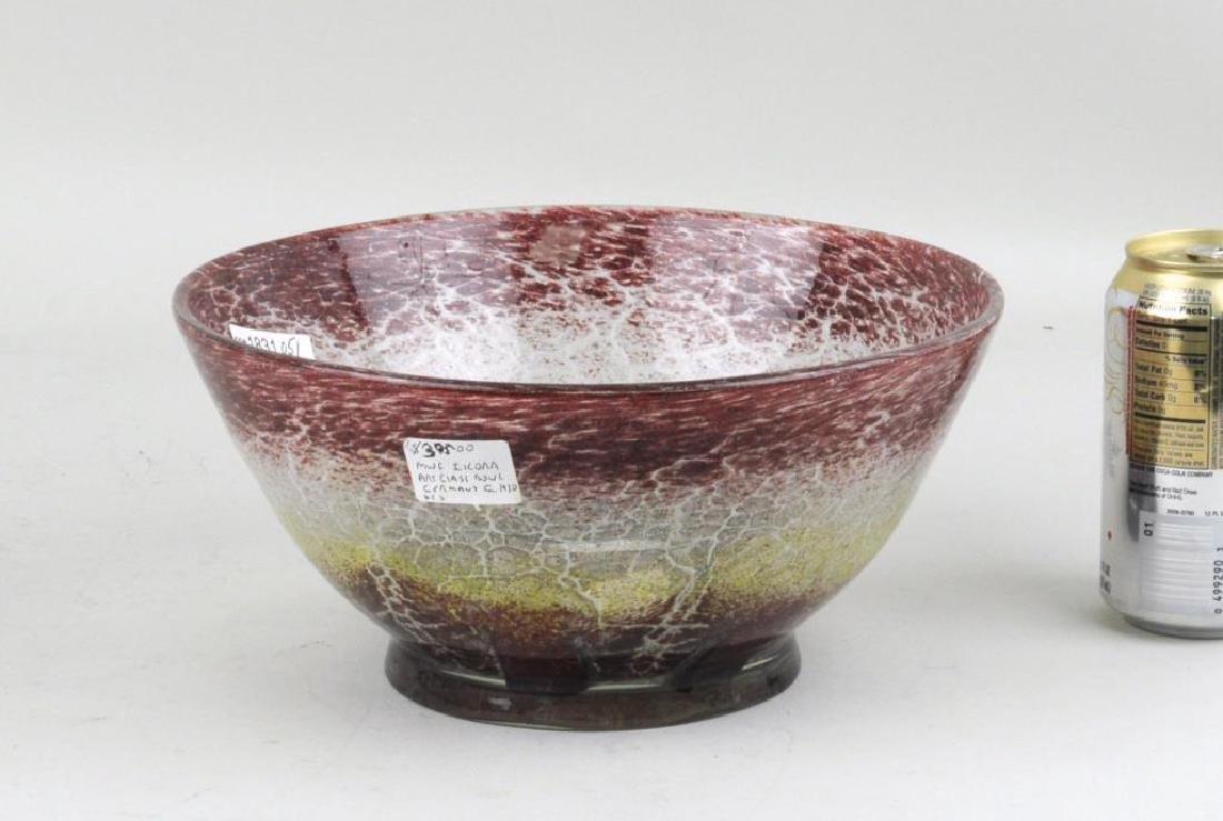 MWF Ikora Art Glass Bowl - 2
