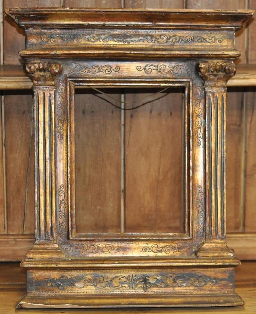 Italian Renaissance Style Tabernacle Frame