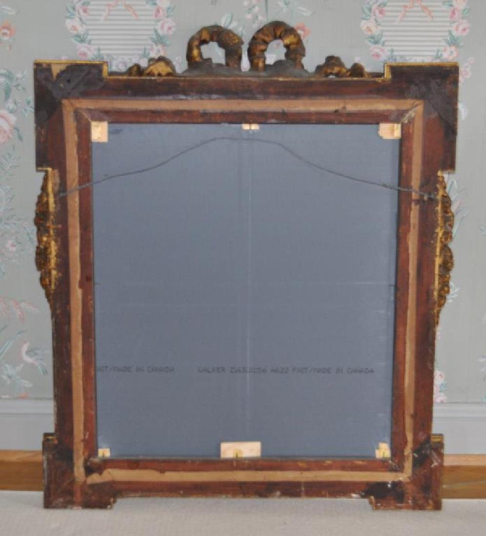 French Louis LXVI Giltwood Mirror - 2