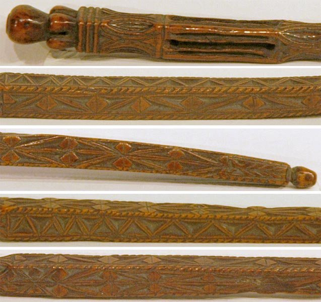 Group Of Four Treenware Items - 7