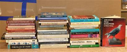 Group Antique & Art Reference Books