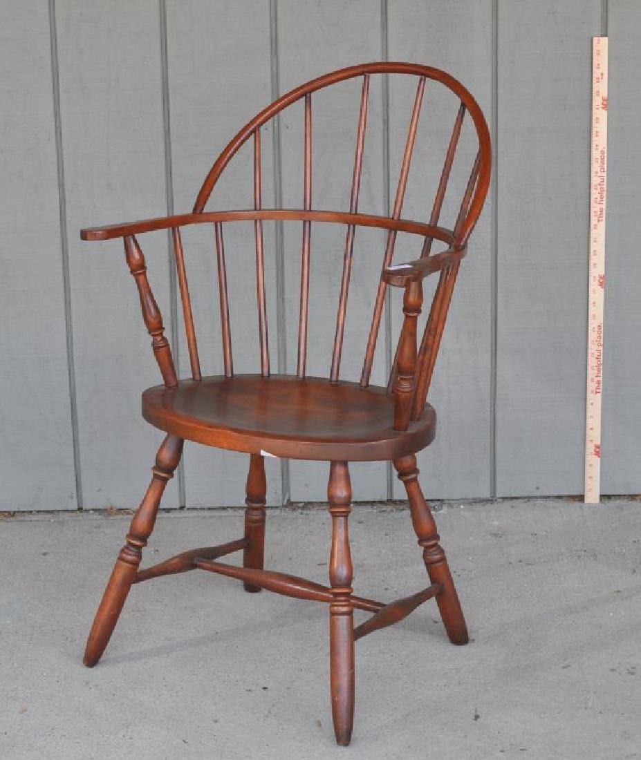 Windsor Sack Back Arm Chair