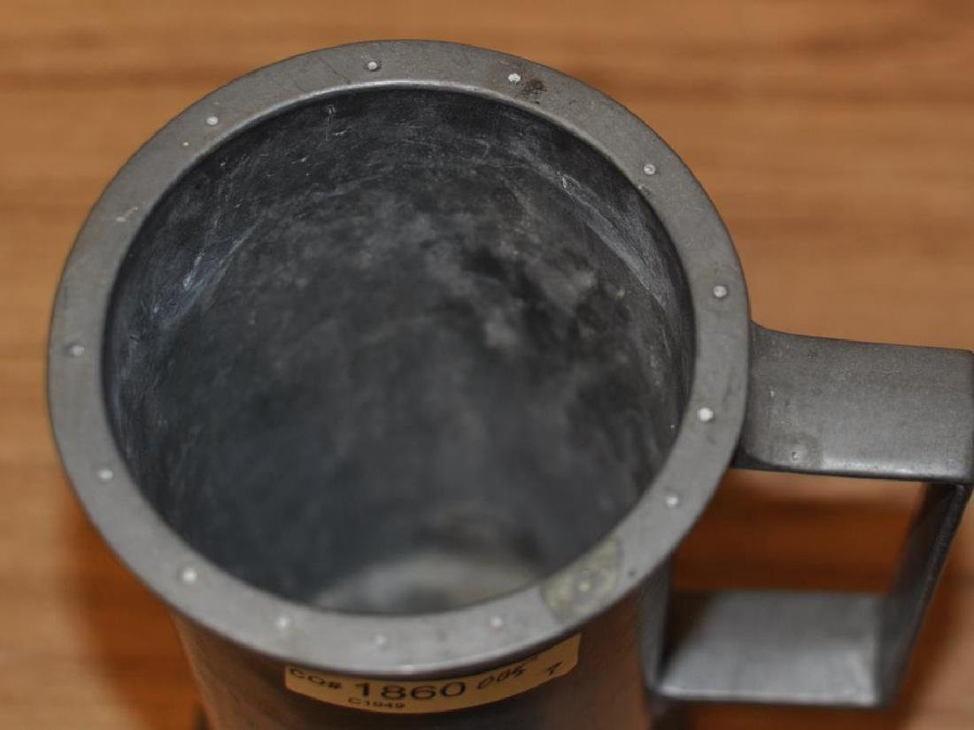 Group Seven Pewter Measures - 2