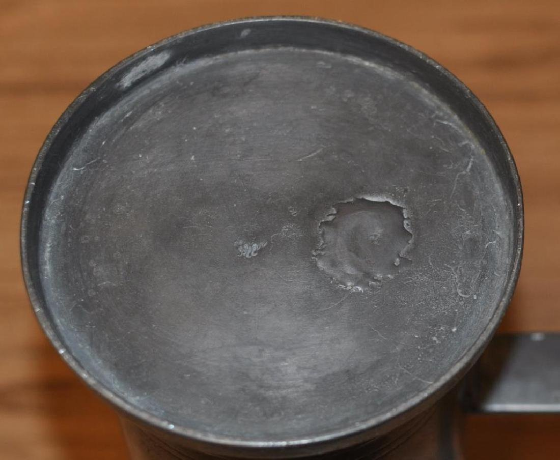 Group Seven Pewter Measures - 3