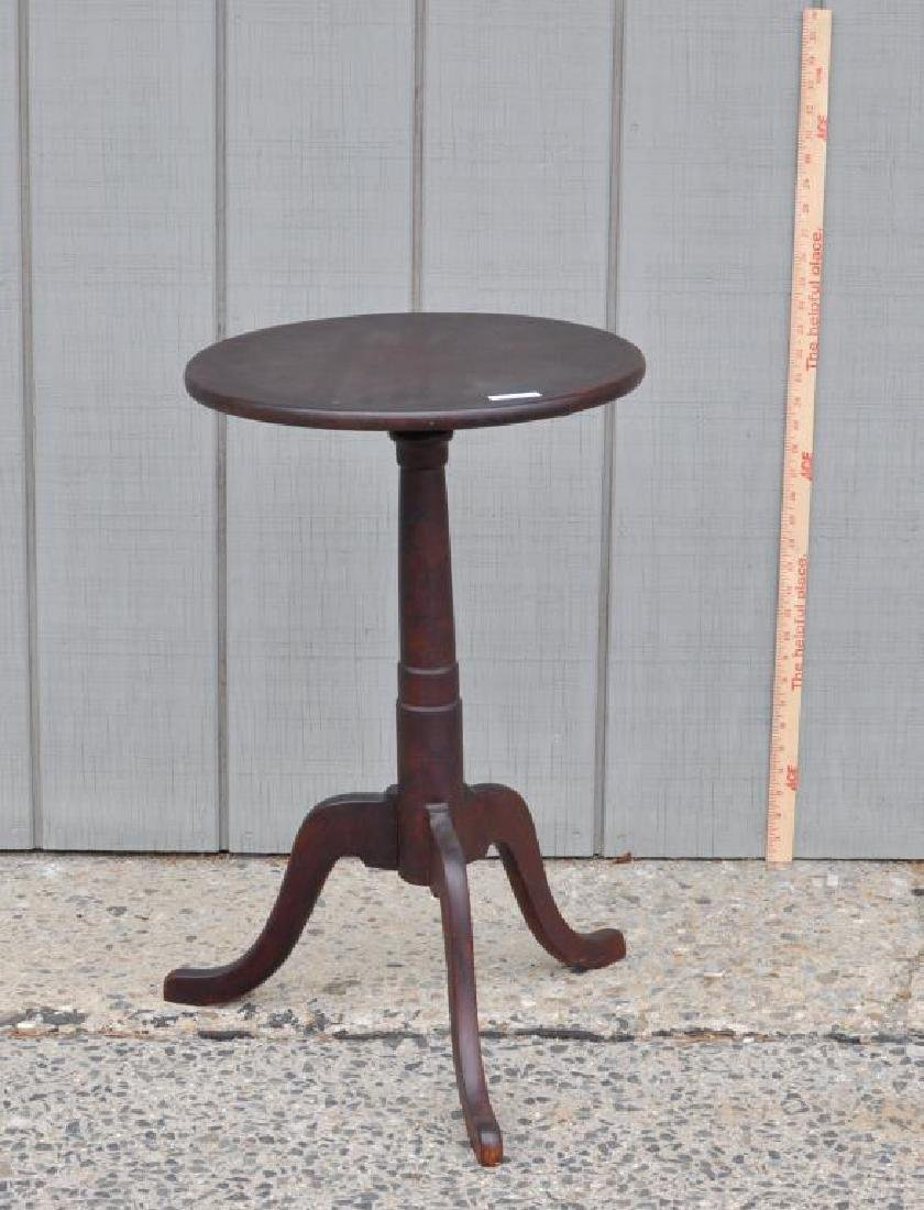 Early Queen Anne Candlestand