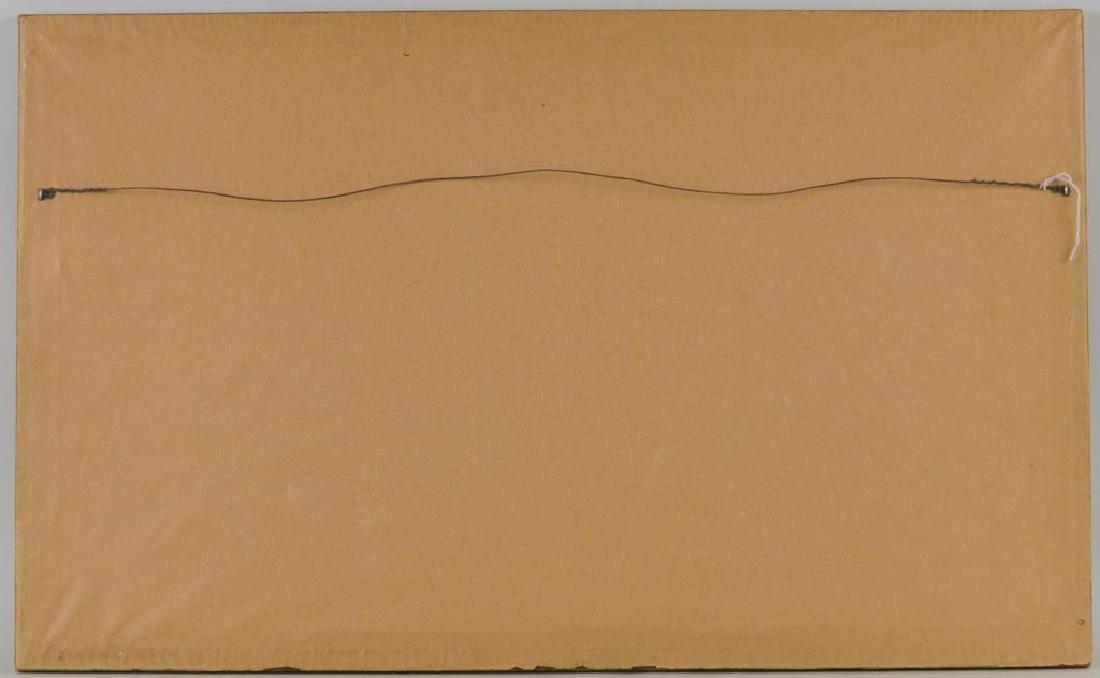 Steamship Brodliffe, Gouache/Paper - 2