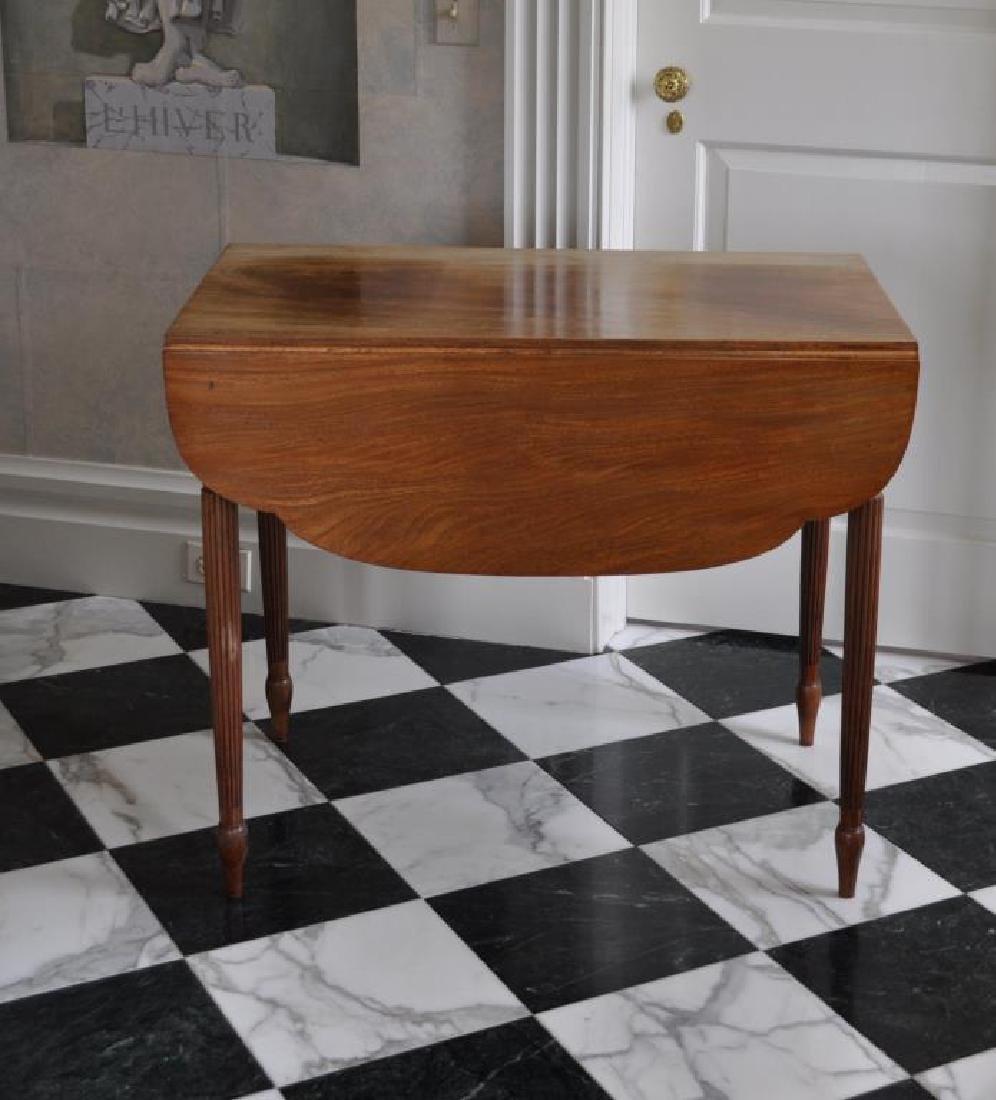 American Sheraton Pembroke Table - 2