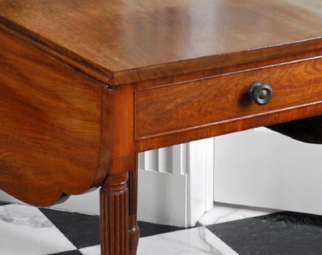 American Sheraton Pembroke Table - 3