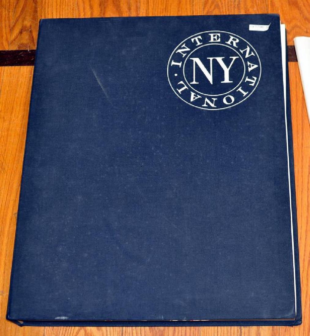 Two Prints, The 1966 NY International Portfolio - 3