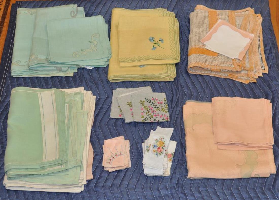 Group 5 Vintage Placemat Sets