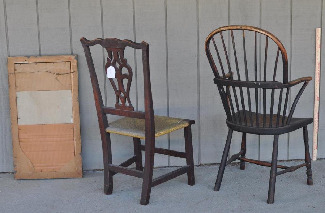 Antique Furniture Group, Three Items - 2
