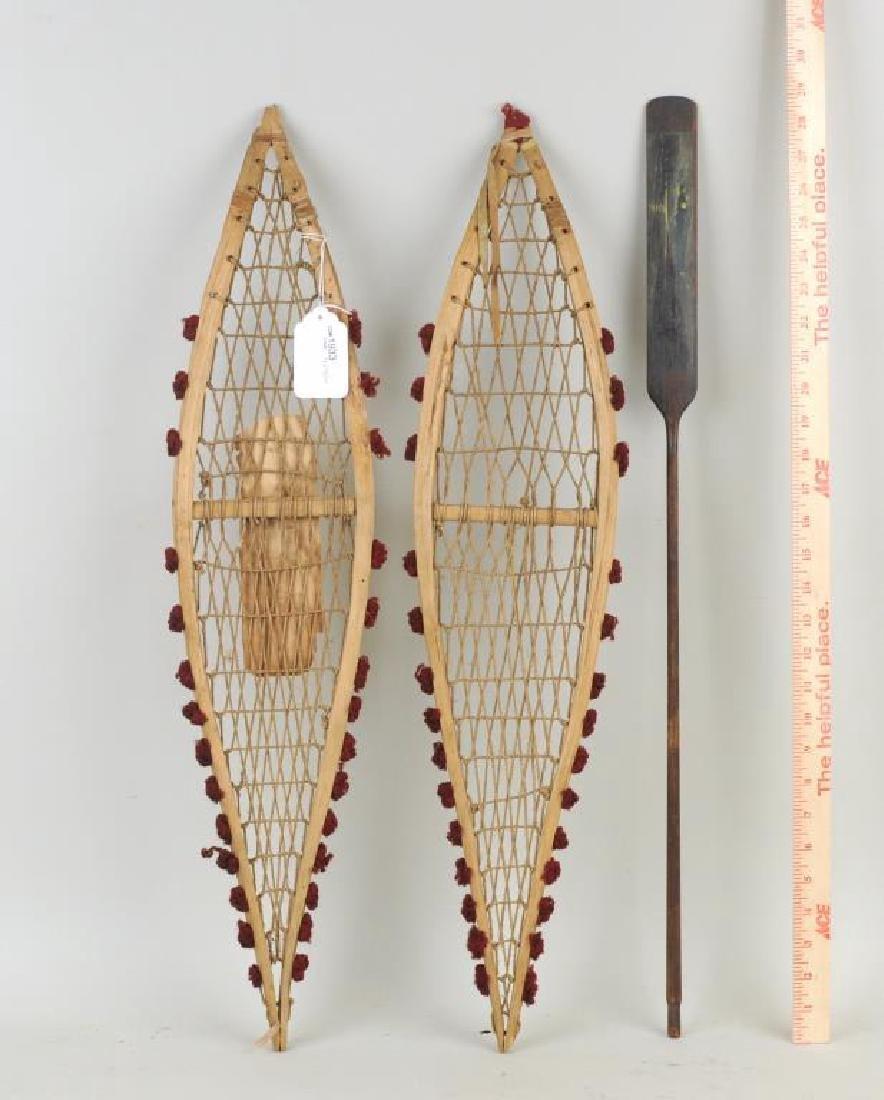 Three Native American Souvenir Items - 2