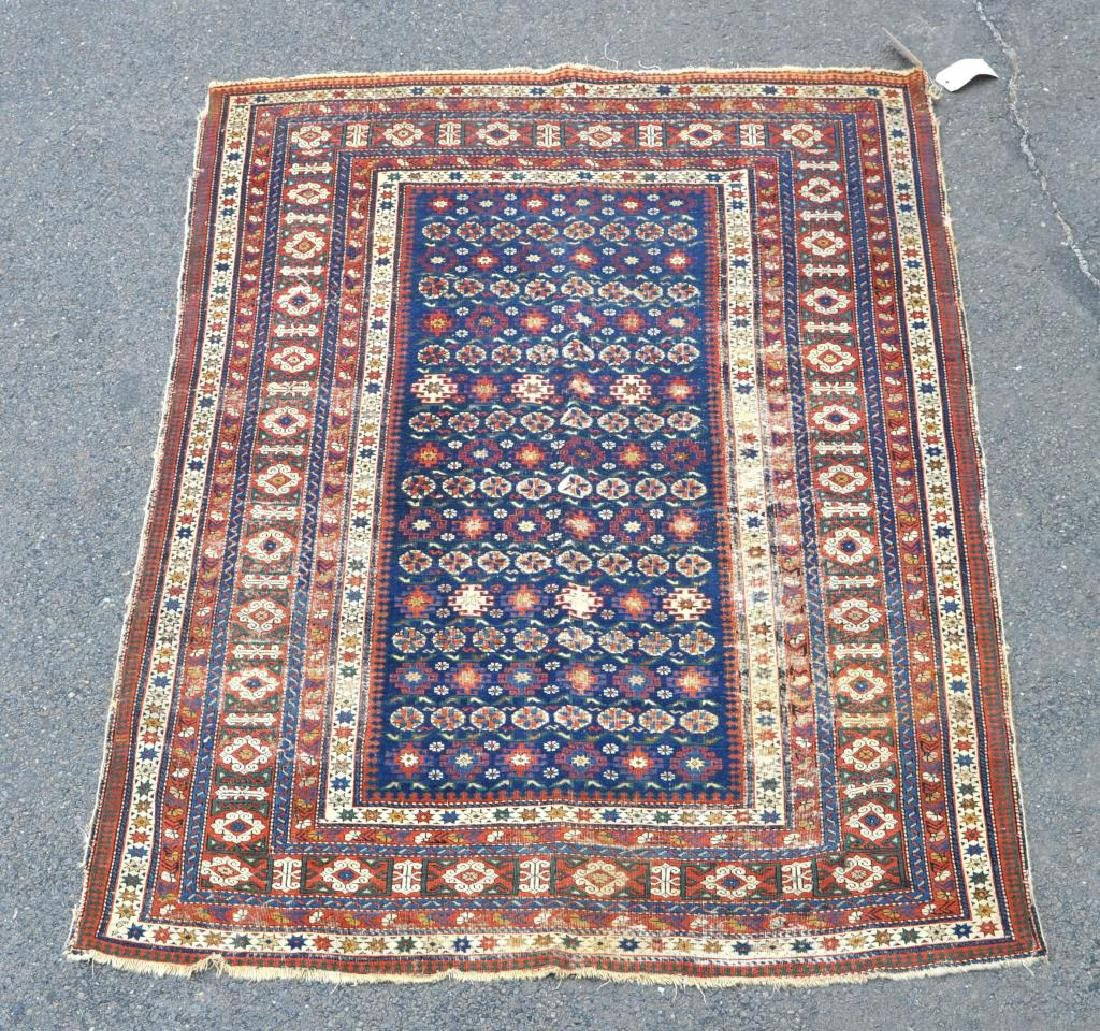 Antique Shirvan Chi Chi Rug