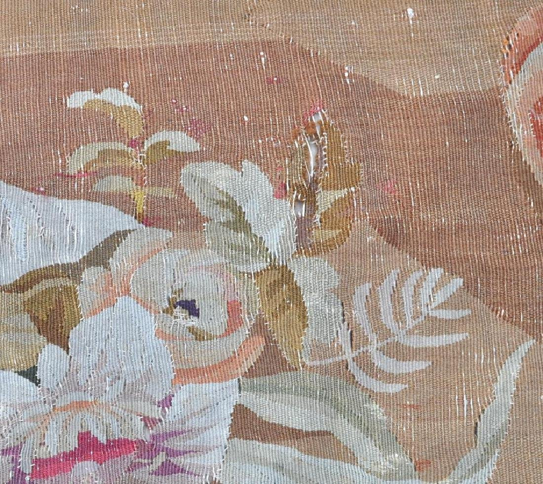 French Floral Tapestry - 10