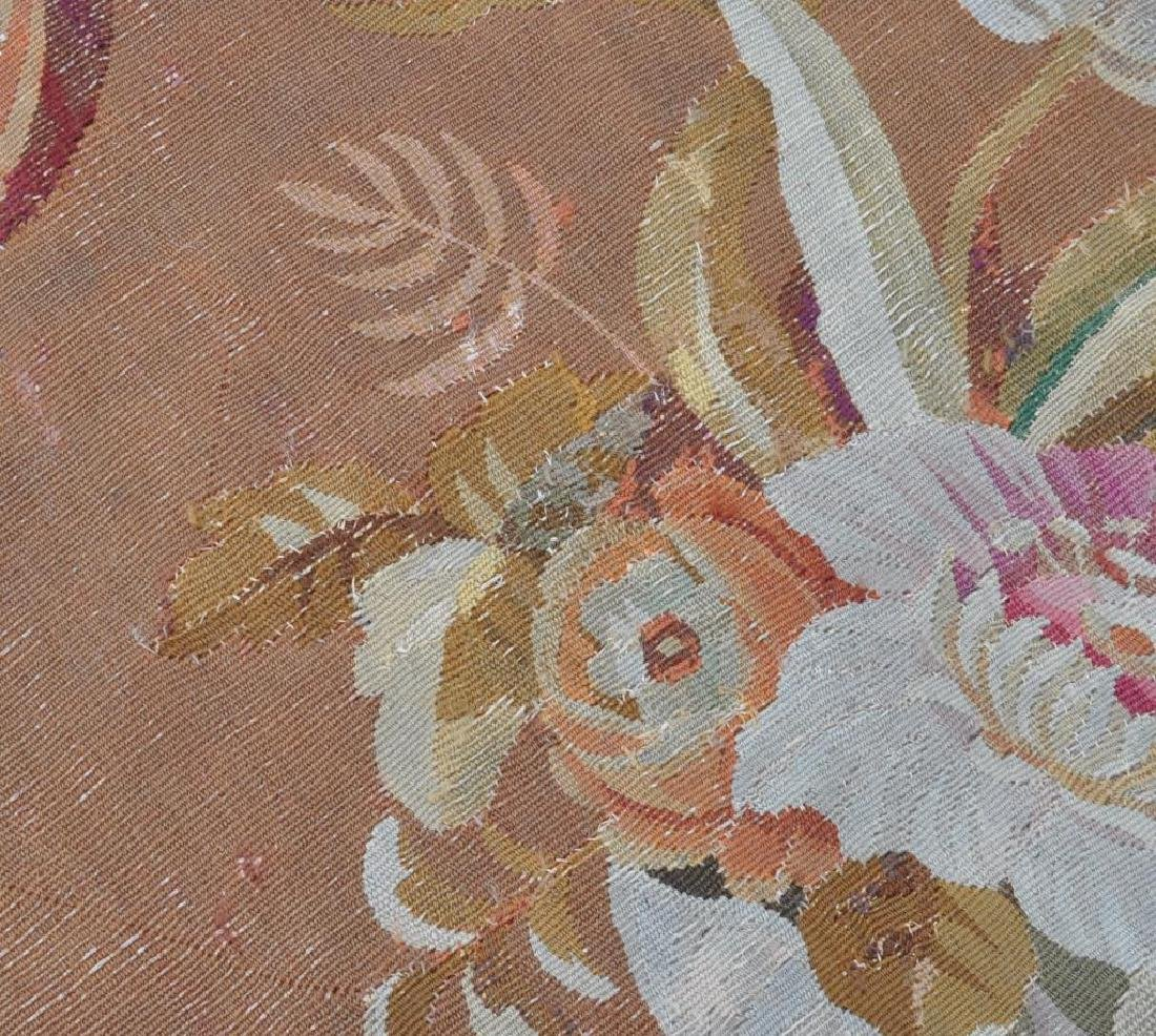 French Floral Tapestry - 5