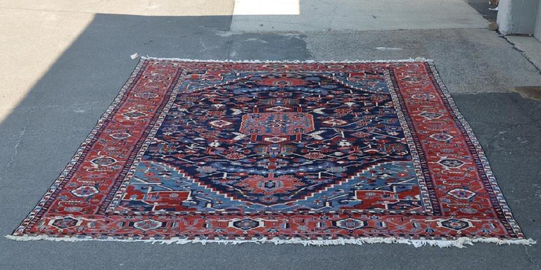 Persian Heriz Room Size Carpet