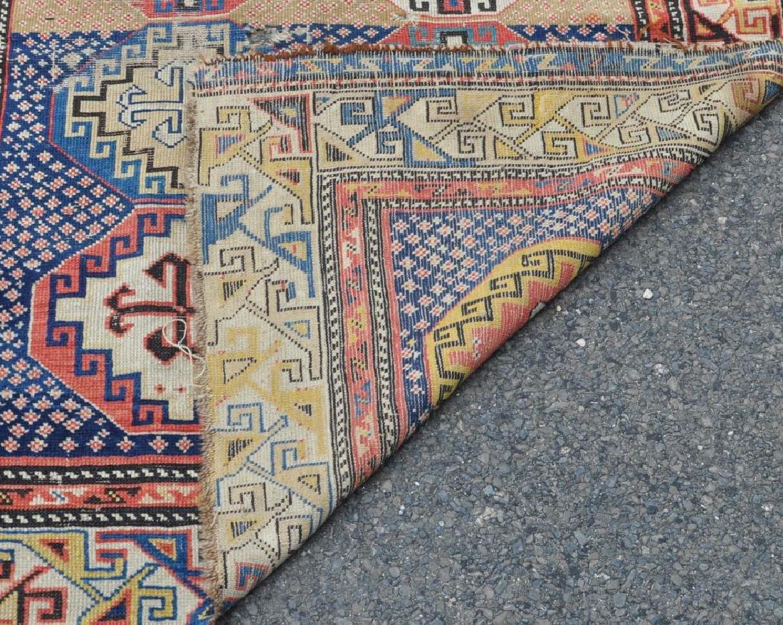 Three Caucasian Rugs - 7