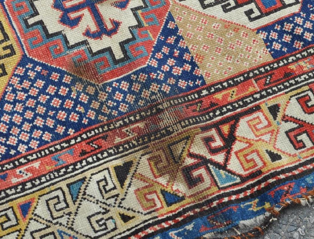 Three Caucasian Rugs - 8