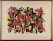 """John G.F. Von Wicht, """"Untitled"""" M/M/P"""