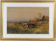 "Thomas Bigelow Craig ""Autumn Afternoon"""