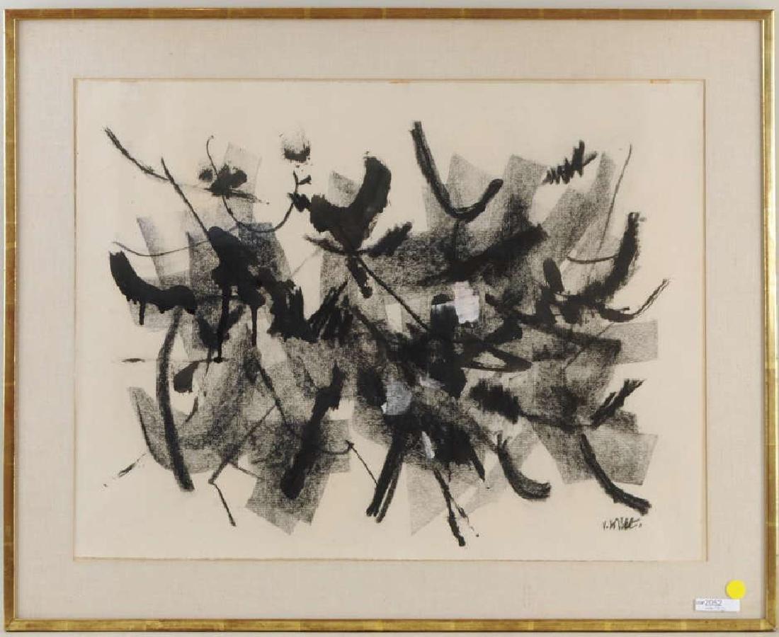 """John G.F. Von Wicht, """"Drawing"""" M/M/P"""