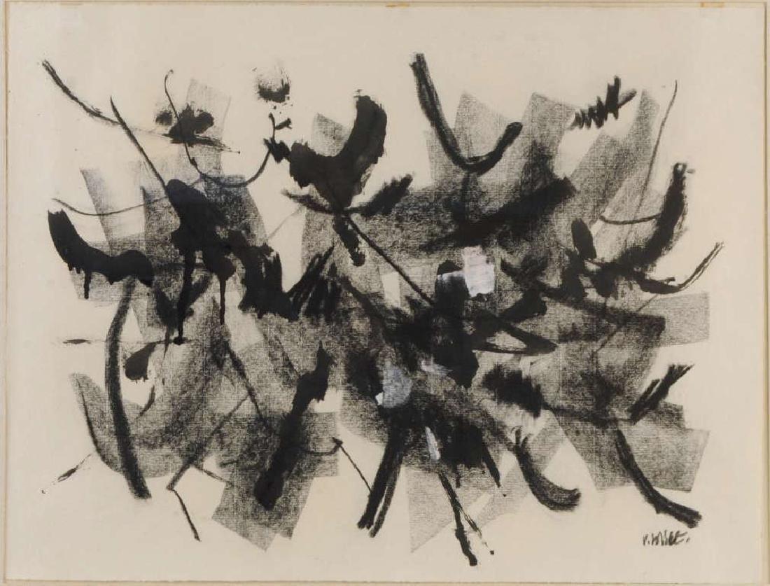 """John G.F. Von Wicht, """"Drawing"""" M/M/P - 3"""