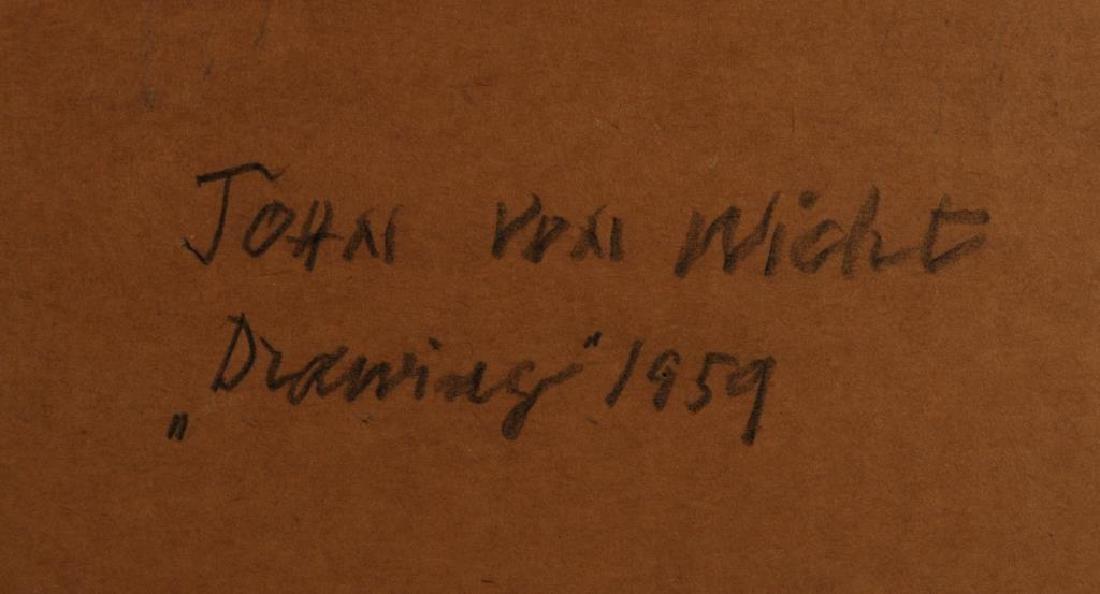 """John G.F. Von Wicht, """"Drawing"""" M/M/P - 5"""