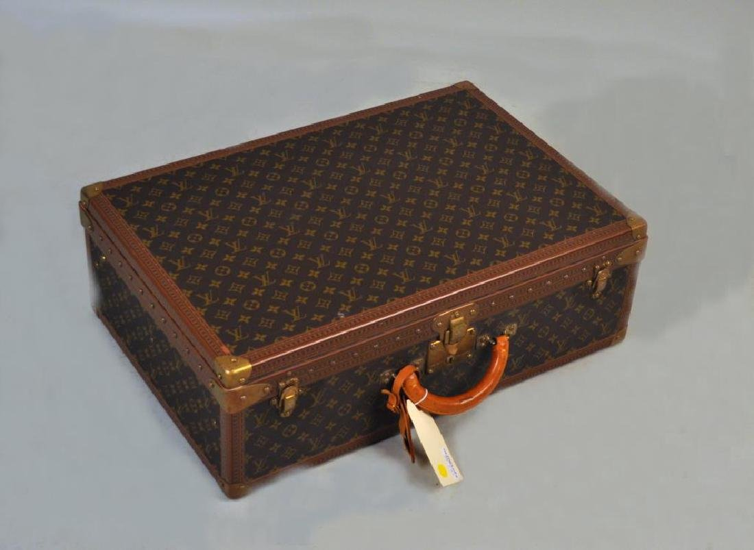 Louis Vuitton Suitcase With Removable Tray