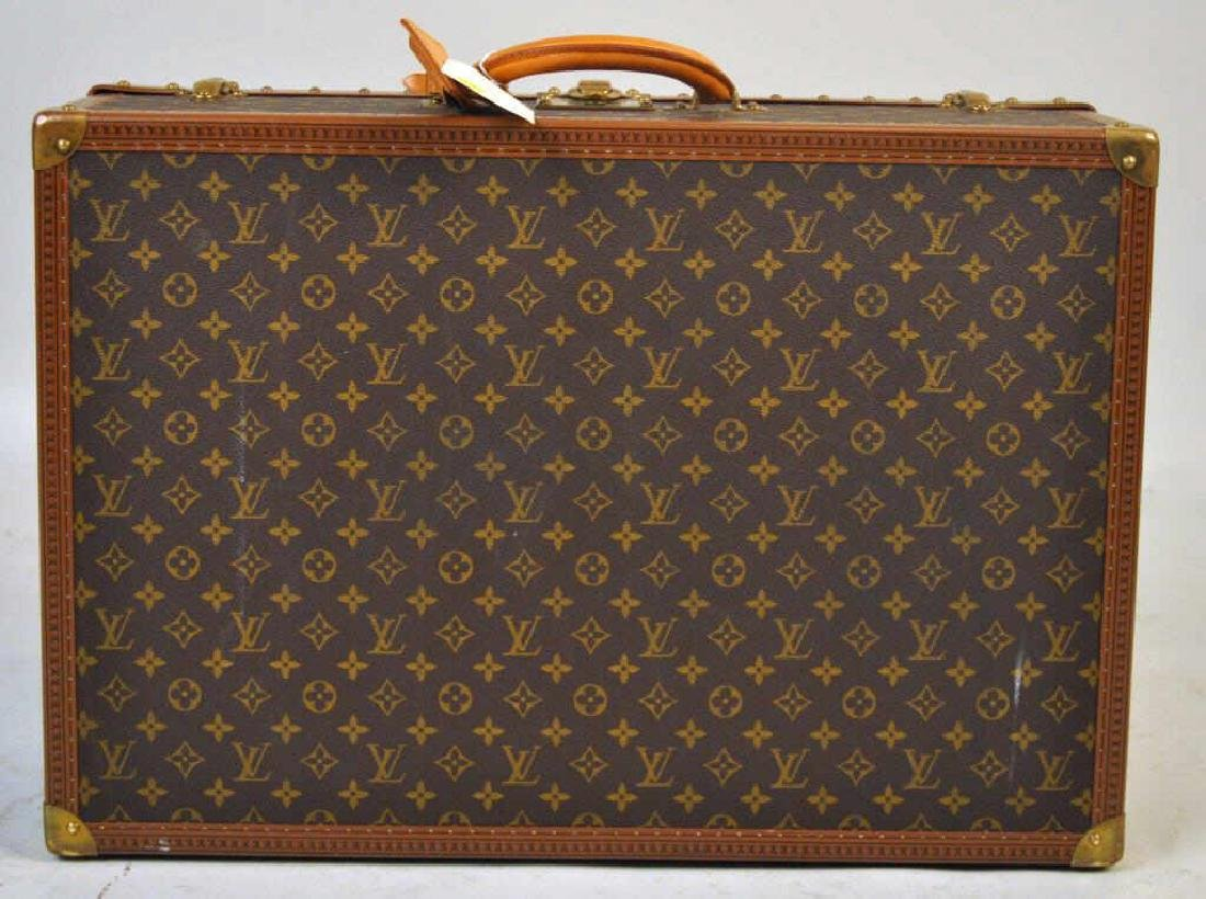 Louis Vuitton Suitcase With Removable Tray - 4