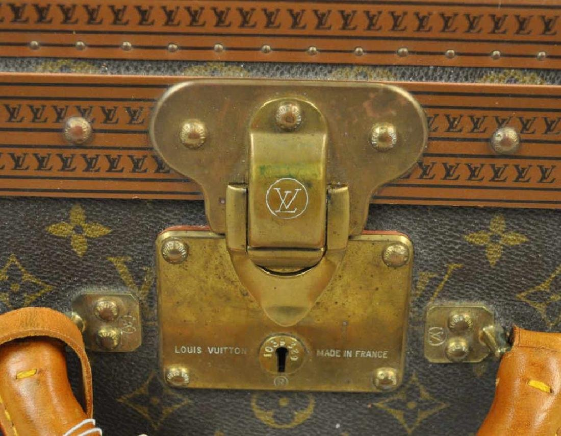 Louis Vuitton Suitcase With Removable Tray - 5